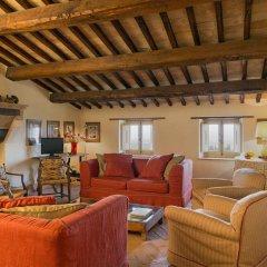 Отель Villa della Genga Country Houses Сполето комната для гостей фото 2