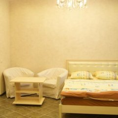 Апартаменты Люкскампани Апартаменты на Ленинском Проспекте комната для гостей фото 2