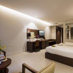 Terracotta Hotel & Resort Dalat 4* Стандартный номер с различными типами кроватей