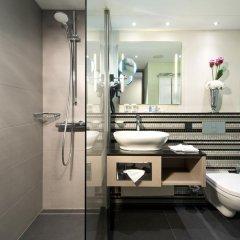 Отель Crowne Plaza Berlin City Centre 4* Улучшенный номер с разными типами кроватей фото 2