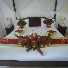 Отель Balangan Sea View Bungalow комната для гостей фото 3