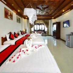 Отель Hoa Mau Don Homestay