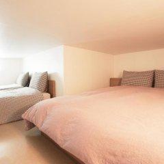 Отель NJoy Seoul Студия с различными типами кроватей фото 23