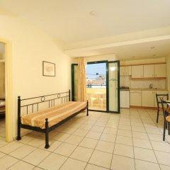 Отель San Giorgio 3* Апартаменты с различными типами кроватей фото 3
