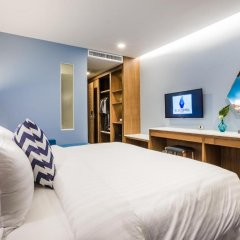 Отель BlueSotel Krabi Ao Nang Beach 4* Номер Делюкс с различными типами кроватей фото 5