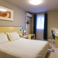 Отель Jinjiang Inn Xian Jiefang Rd Wanda Plaza Китай, Сиань - отзывы, цены и фото номеров - забронировать отель Jinjiang Inn Xian Jiefang Rd Wanda Plaza онлайн комната для гостей фото 4