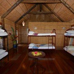 Отель Maravu Taveuni Lodge 2* Кровать в общем номере с двухъярусной кроватью фото 4