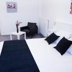 Отель Hôtel Satellite Стандартный номер с различными типами кроватей