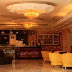 Отель Al Bada Resort ОАЭ, Эль-Айн - отзывы, цены и фото номеров - забронировать отель Al Bada Resort онлайн интерьер отеля