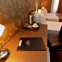 Отель King David 3* Стандартный номер с различными типами кроватей фото 13
