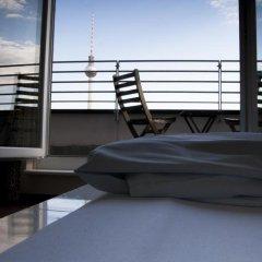 wombat's CITY HOSTEL - Berlin Апартаменты с двуспальной кроватью фото 4
