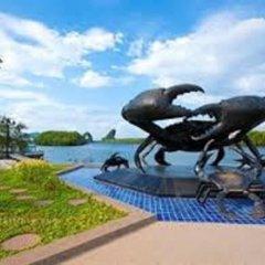 Отель JS Residence Таиланд, Краби - отзывы, цены и фото номеров - забронировать отель JS Residence онлайн приотельная территория фото 2