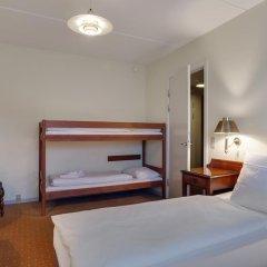 Отель Best Western Kryb I Ly 4* Стандартный семейный номер с разными типами кроватей фото 4