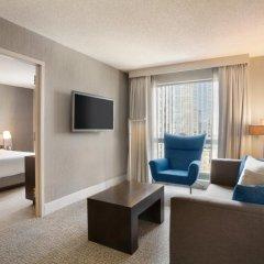 Отель Hilton Suites Chicago/Magnificent Mile комната для гостей фото 5