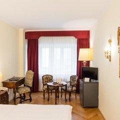 Hotel Royal 4* Улучшенный номер с разными типами кроватей фото 2