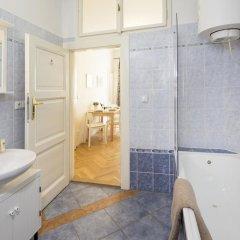 Отель Templová Чехия, Прага - отзывы, цены и фото номеров - забронировать отель Templová онлайн ванная
