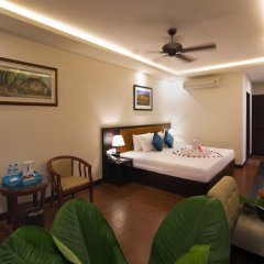 Pearl River Hoi An Hotel & Spa 3* Номер Делюкс с различными типами кроватей фото 2