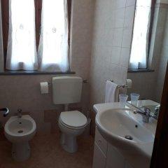 Отель Villa Anna Реггелло ванная фото 2