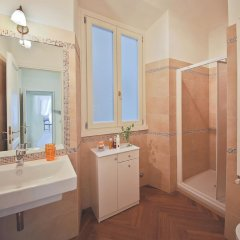 Апартаменты Apartments Florence - Piattellina Garden Флоренция ванная
