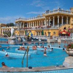 Апартаменты Home Away Apartment Будапешт бассейн