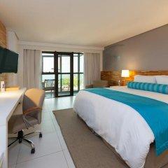 Отель Best Western PREMIER Maceió 4* Номер категории Премиум с различными типами кроватей фото 4