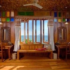Отель Santhiya Koh Yao Yai Resort & Spa 5* Улучшенный номер с двуспальной кроватью фото 5