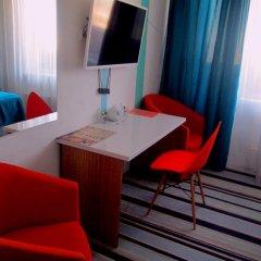 Мини-Отель Global Sky Стандартный номер с различными типами кроватей фото 17
