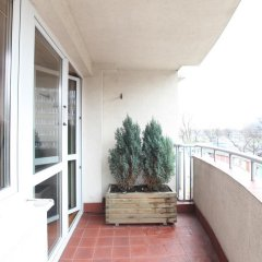Отель 24W Kruszwicka Old Town - Stare Miasto балкон