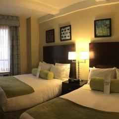 Hotel Mela Times Square 4* Номер Делюкс с различными типами кроватей фото 12