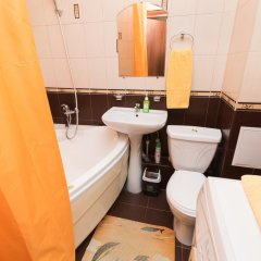 Апартаменты АС Апартаменты Улучшенные апартаменты с различными типами кроватей фото 6
