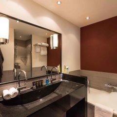 Отель Htel Serviced Apartments Amsterdam Нидерланды, Амстердам - отзывы, цены и фото номеров - забронировать отель Htel Serviced Apartments Amsterdam онлайн ванная фото 2