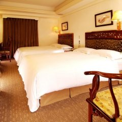 King Shi Hotel 3* Стандартный номер с различными типами кроватей фото 3