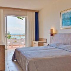 Отель Bali Paradise Hotel Греция, Милопотамос - отзывы, цены и фото номеров - забронировать отель Bali Paradise Hotel онлайн комната для гостей фото 5