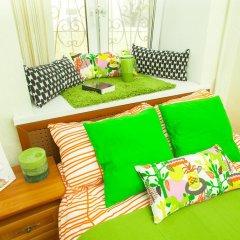 Грин Хостел Кровать в женском общем номере с двухъярусными кроватями фото 2
