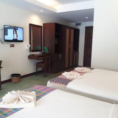 Отель Lanta For Rest Boutique 3* Бунгало с различными типами кроватей фото 40