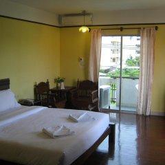 Отель Baan Talay 2* Стандартный номер с двуспальной кроватью фото 3