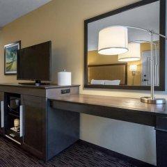 Отель Hampton Inn Meridian 2* Стандартный номер с различными типами кроватей фото 19