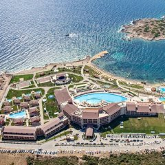 Отель Euphoria Aegean Resort & Spa All Inclusive Сыгаджик спортивное сооружение