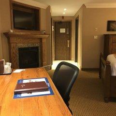 Отель Best Western Plus Waterbury - Stowe 3* Номер Делюкс с различными типами кроватей фото 3