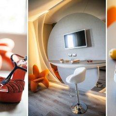 Hotel Da Vinci 4* Стандартный номер с различными типами кроватей фото 16