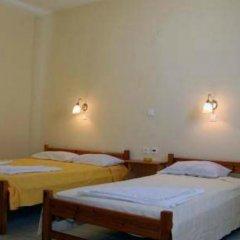 Katerina & John's Hotel 2* Стандартный номер с различными типами кроватей фото 7