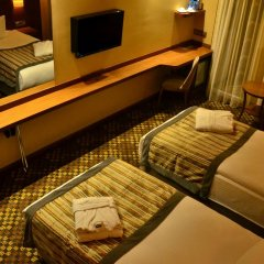 Adranos Hotel 4* Стандартный номер с 2 отдельными кроватями фото 4