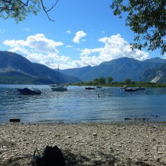 Отель La Locanda Al Lago Италия, Вербания - отзывы, цены и фото номеров - забронировать отель La Locanda Al Lago онлайн приотельная территория