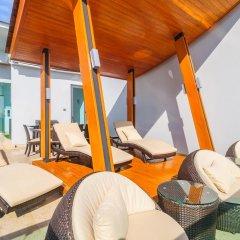 Отель Elemental 5FL Infinity Pool Seafront Villas 5* Вилла Делюкс фото 22