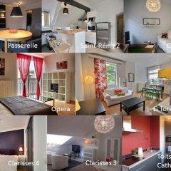 Отель Liège flats интерьер отеля фото 2