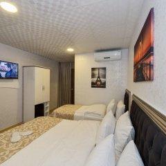 Paradise Airport Hotel 3* Стандартный номер с различными типами кроватей фото 7