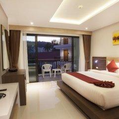 Отель Paripas Patong Resort 4* Номер Делюкс с двуспальной кроватью фото 13