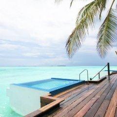 Отель Kihaad Maldives 5* Вилла с различными типами кроватей фото 22