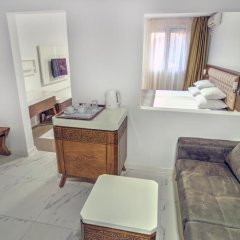 Hotel Adrović Свети-Стефан комната для гостей фото 2