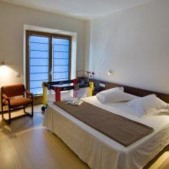 Hotel Gourmet Empordà 4* Стандартный семейный номер разные типы кроватей
